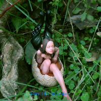 1/20 Scale Female Elf Unpainted Resin Figure Model Kits Statue Fantasy Figurine