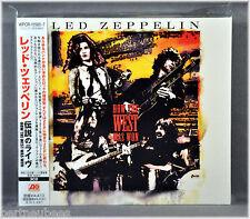 LED ZEPPELIN How The West Was WON LIVE 3 CD's JAPAN WPCR-11585 DigiPak & Booklet