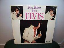 Love Letters From ELVIS ( Orange Label - USA Press.)