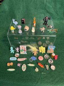 Cracker Jack Gumball toys vintage