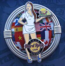 HARD ROCK Cafe / World Burger Tour / Europe / Athens / Pin / P.16*