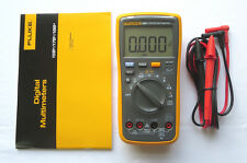 FLUKE 18B+ LED Test Capacitance Resistance Digital Multimeter with batteries