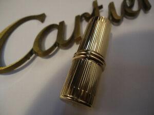 Cartier Petrol Lighter - 1947 - 9k Gold - RARE - Briquet - Feuerzeug