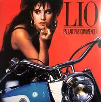 """Lio 7"""" Fallait Pas Commencer - France (EX/EX)"""