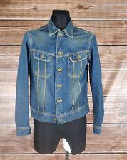 LEE Jeans 101J vaqueros hombre chaqueta talla L, AUTÉNTICO