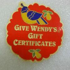 wendy's gift | eBay