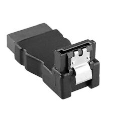 1 Piece SATA Female Jack to ESATA Male Plug Connector Adapter Converter wh2n