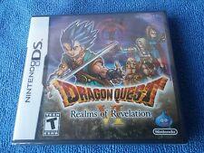 Dragon Quest VI: Realms of Revelation (Nintendo DS, 2011)