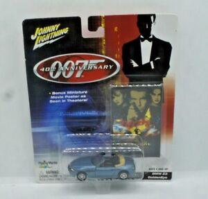 Johnny Lightning 40th Anniversary 007 BMW Z3 NEW