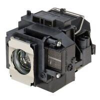 Alda PQ Beamerlampe / Projektorlampe für EPSON EH-DM3 Projektoren, mit Gehäuse
