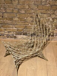 Knotted Chair Rare Limited marcel wanders cappellini 1996 droog design Mint