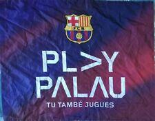 Bandera Fahne Flag BARCELONA Hockey Ice Gel PLAY PALAU Blaugrana
