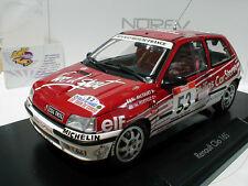 """NOREV 185233-renault Clio 16s No. 53 tour de Corse 1991 """"Jacquet"""" 1:18"""