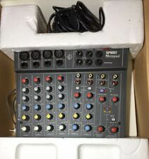 Spirit Notpad Mixer By Soundcraft
