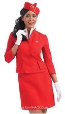 Déguisements costumes rouge pour femme taille 40