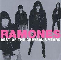 CD Ramones / Best Of the Chrysalis Years – Rock Metal Album 2002