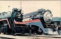 Postcard American Freedom Train Locomotives Number One, Number 4449 Railroad