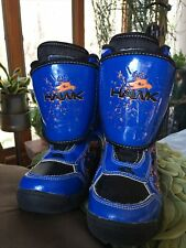 Tony Hawk Thermolite Insulated Waterproof Snow Boots Toddler Size 11