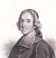 Portrait XIX Fénelon François de Salignac de la Mothe Fénelon Théologie Ecrivain