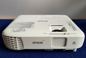 Epson EB-W05 3lcd Projector HD - 3300 Lumens 1280x800 | 1769 Lamp Hours