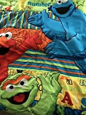 Sesame Street Comforter & Pillow Case Set