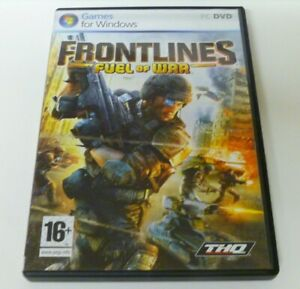 Frontlines: Fuel of War (PC: Windows, 2008)