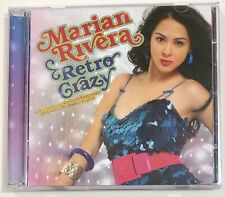 Marian Rivera Retro Crazy + Bonus VCD RARE OOP Pinoy Pop Galeen Eugenio