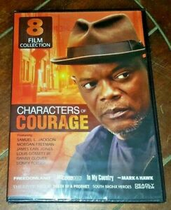 Characters of Courage: 5 Film Collection (DVD, 2016)