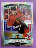 2019-20 O-Pee-Chee Platinum Marquee Rookie Rainbow #151 Kirby Dach Chicago RC