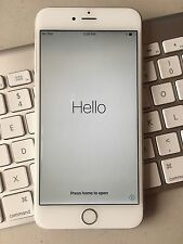 Apple iPhone 6 Plus - 64GB - Silver Smartphone Unlocked iPhone 6+