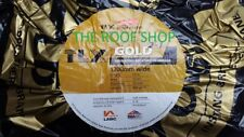TLX Gold Insulation Roll 33mm x 1200mm x 10m ( 12m2 )