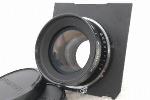 Fuji Fujinon W 180mm f/5.6 f 5.6 Lens w/Copal Press No.1 Board *475303