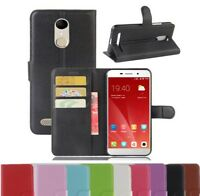 Case Cover For Telstra 4GX Premium / ZTE Blade A602 Wallet PU Leather