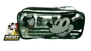 Mickey Mouse Pencil Case - 90 Years Of Magic With Pens, Pencils And Clips