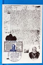 FRANCE CPA   Carte Postale Maximum EDIT DE NANTES    Yt 1618 C
