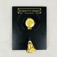 Downtown Abbey Servants Hall Bell Plaque Frame with Stand and Wall Mount Rare