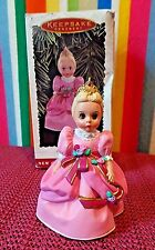 Christmas, Madame Alexander, Cinderella, Ornament- Pretty In Pink, Collectible