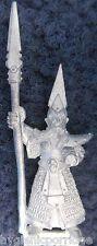 1995 DARK ELF SPEARMEN 6 Citadel Marauder elven army drow Warrior warhammer AD&D