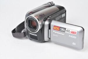 Panasonic SDR-H40 HDD / SD Compact Camcorder