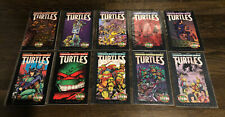 TEENAGE MUTANT NINJA TURTLES LOT #50,51,52,53,54,57,58,59,61,62 Mirage Comics
