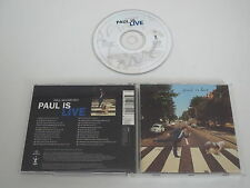 PAUL MCCARTNEY/PAUL IS LIVE(PARLOPHONE-MPL 7243 8 27704 2 8) CD ALBUM