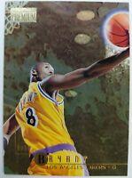 Rare: 1996 96 Skybox Premium Kobe Bryant #55, Rookie RC, Insert, Lakers