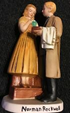 Norman Rockwell 1980 Select Collection Limited Sweethearts figurine!