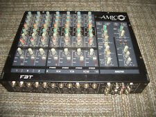 FBT AMICO 10usb Processed Active Sound System mixer board