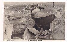 les restes d'un fort de liège