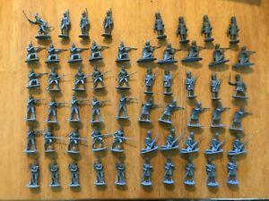 Airfix Vintage 1/32 Scale Waterloo  British Infantry & British Highlan - 58 figs