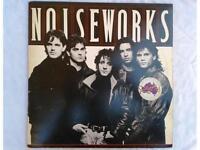 NOISEWORKS - NOISEWORKS  - LP/VINILO - HOLANDA - 1987 - (EX/NM - MB/VG)