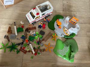 Playmobil Spares Bundle Ambulance Animals