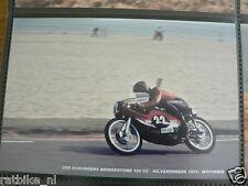 S0348-PHOTO-JOS SCHURGERS BRIDGESTONE 125 CC HILVARENBEEK 1973 NO 22 HEUGA