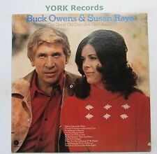 BUCK OWENS & SUSAN RAYE - The Good Old Days (Are Here Again) - Ex Con LP Record
